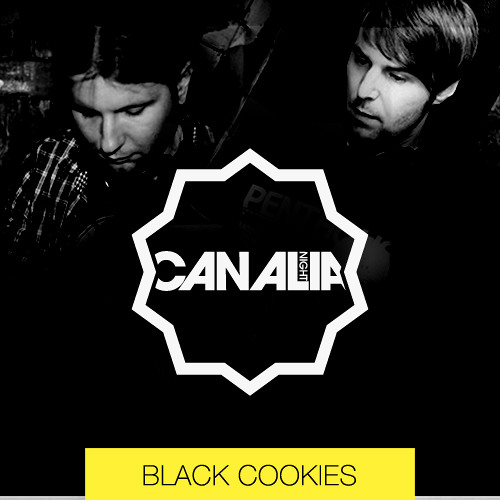BLACK COOKIES #8 - promo mix part 2 for canalia night with Âme feat. jerson & modoolar
