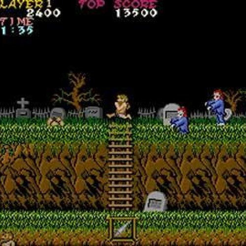 Ghosts n Goblins (Haunted House Mix)