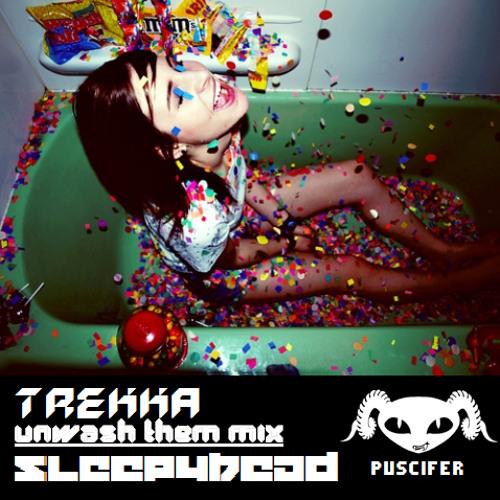 Puscifer - Trekka - (Unwash Them Mix)- Sleepy Head