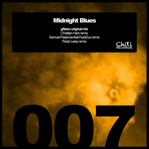 [CHR007]  Midnight Blues EP (preview)
