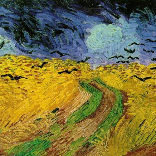 SHAHMEN - Van Gogh's Crows