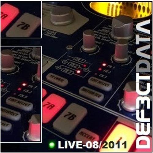 DEFECT DATA - Live 07-08-11