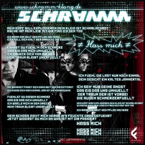 SCHRAMM - Hass Mich