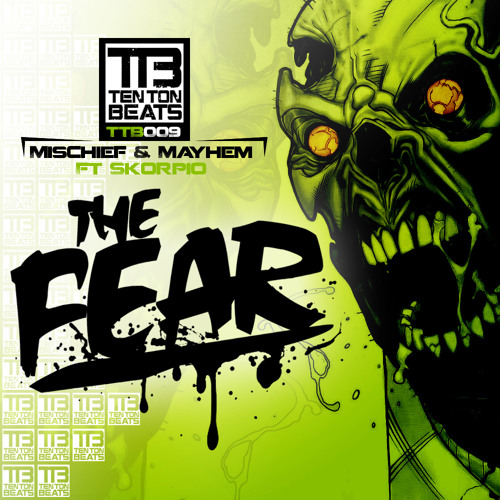 Mischief N Mayhem - Ginger kids - The Fear E.P - Ten Ton Beats(TTB009)