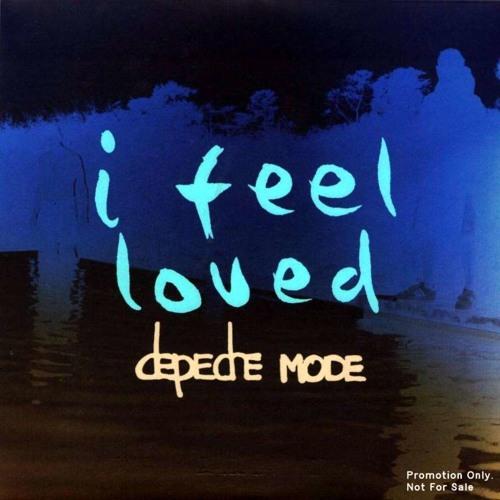 Depeche mode I FEEL LOVED (weed mode remix)
