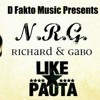 Dime Si estas Lista [MA!!] - Richard & Gabo.[N.R.G] By DjGabo
