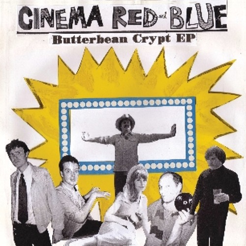 Cinema Red And Blue - Walkin' To The Cemetery