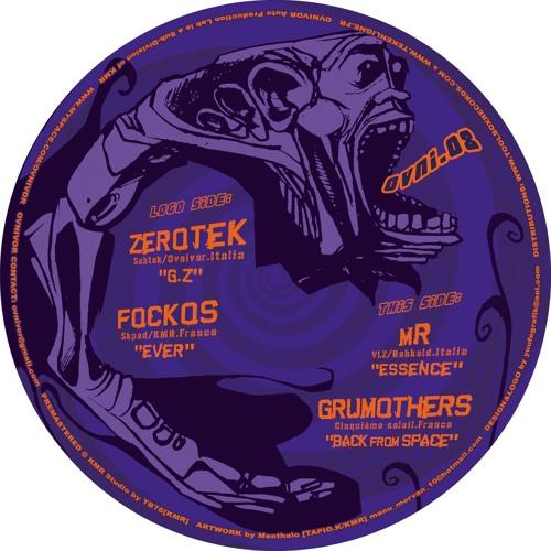 GrumOthers - Back From Space - [Ovnivor 08] - KMR Prod