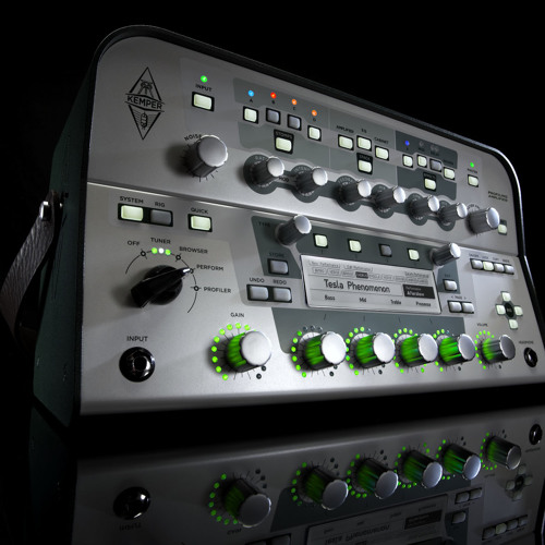 Kemper Profiling Amplifier - The tracks of the people