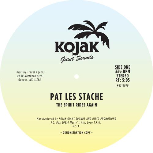 Pat Les Stache - The Spirit Rides Again