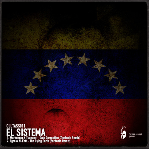 Markoman & Tsunami - Data Corruption (Zardonic Remix) - CULTASS011