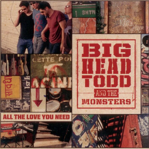 Sugar Buzz // Big Head Todd and the Monsters // All The Love You Need (2007)