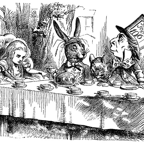A mad tea-party
