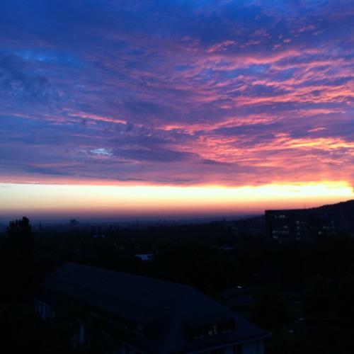 the awan - Against the rising sun