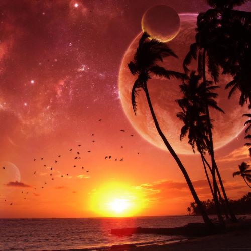 Synestesick - Tropical Sun  (DEMO) 128Kbps New, Ep With Clock Form  Recs.