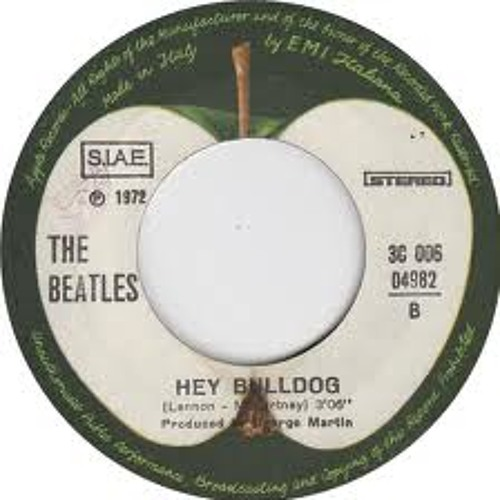 03 Hey Bulldog Dub