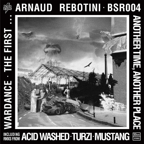 Arnaud Rebotini : Another time, Another place (Mustang Remix)