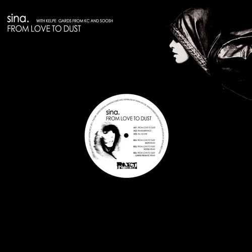"""PMC089 - Sina. """"From Love To Dust"""" EP with Kelpe, Soosh & Gards From KC snippet"""