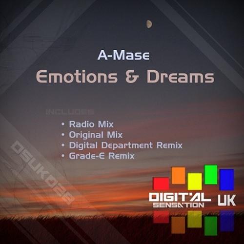 DSUK028 - A-Mase - Emotions & Dreams [October 2011]