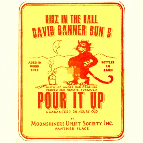 "Kidz In The Hall ""Pour It Up (P.imp C.up)"" feat. David Banner & Bun B"