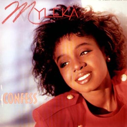 Myleka Thompson - Confess (1988)
