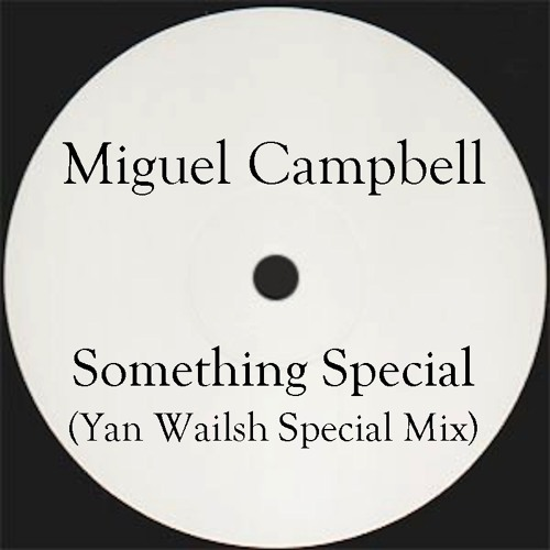 Miguel Campbell - Something Special (Yan Wailsh Special Mix)