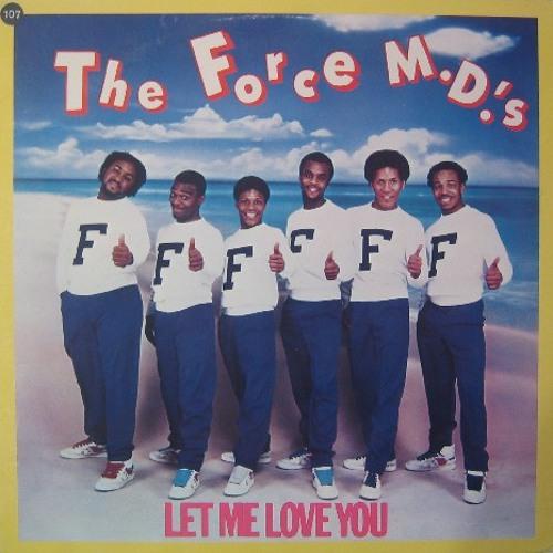 Force MD's & Mr Magic - Let Me Love You (DJ Soul's Re-Edit)