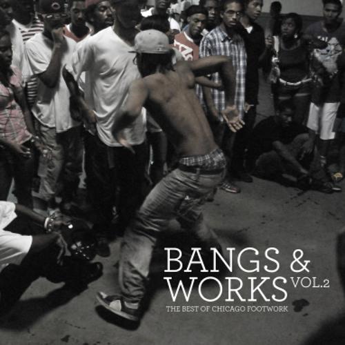 Gant-Man & DJ Rashad - Heaven Sent (Bangs & Works Vol. 2/Ghettoteknitianz E.P.)