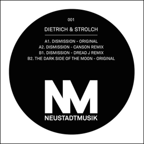 A: Dietrich & Strolch – Dismission (Original Version) - NM001 (snippet)