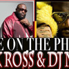 Rick Ross (Phone ) Interview - God Forgives I Don't