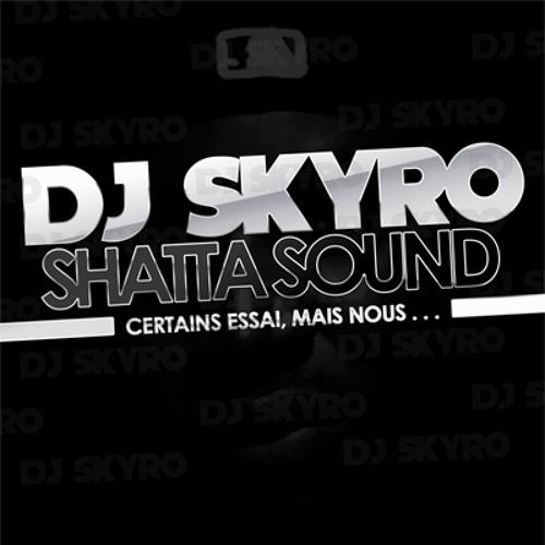 Dj Skyro Feat Burro banton - Ghetto Living Preview (3h30 du mat Riddim)