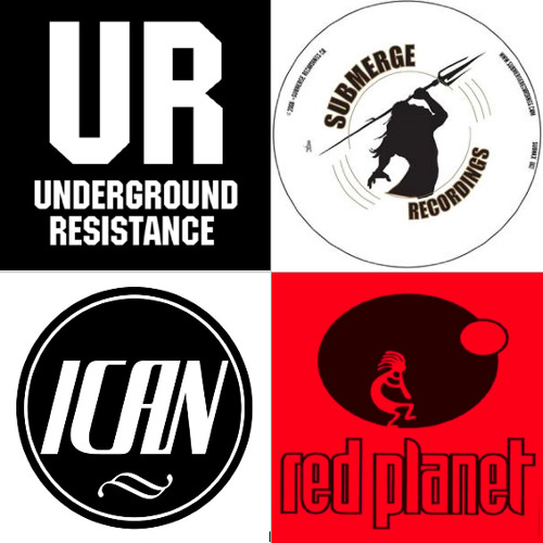Stylin' 508 w/ Underground Resistance (audio moved - click for details)