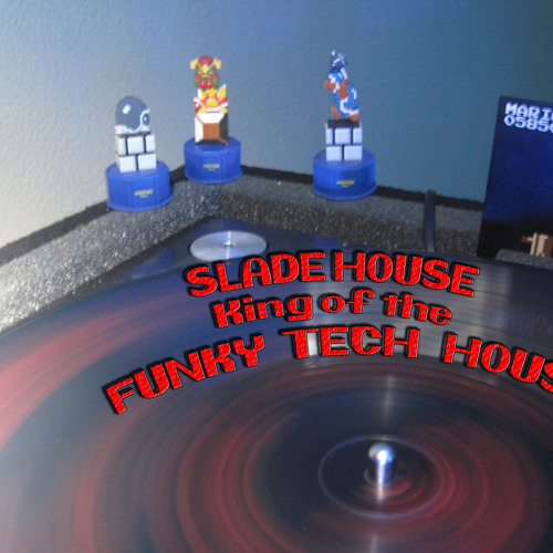 Super Funky Tech House Mixed on Live on Turntables *click for tracklist