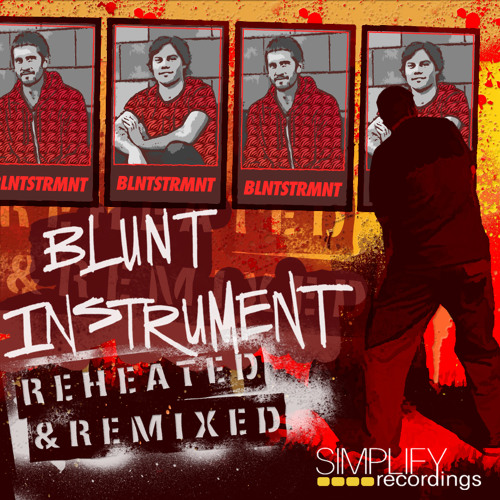 Blunt Instrument - Simmer Gently (Digital Rust Remix)