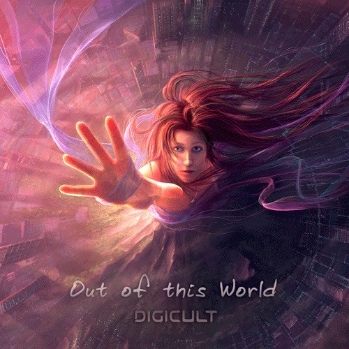 Digicult - Days in Space (vs U-Recken)