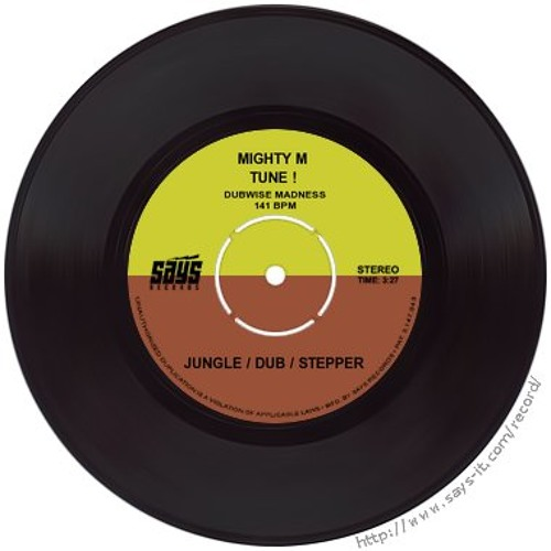 Tune ! (Stepper Dub / Jungle)