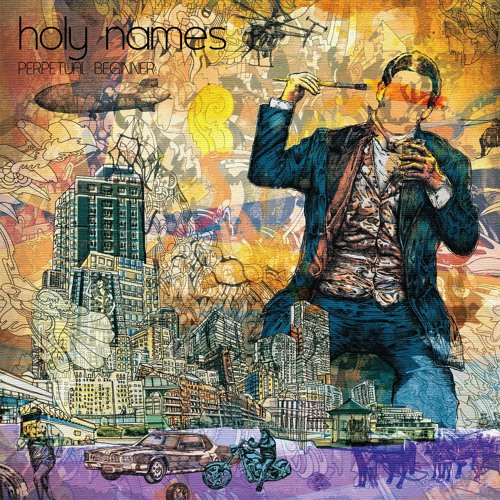 Lovely Hearts Club Presents: Holy Names - The American Crowbar Case