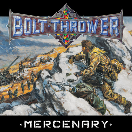 "Bolt Thrower ""No Guts, No Glory"""