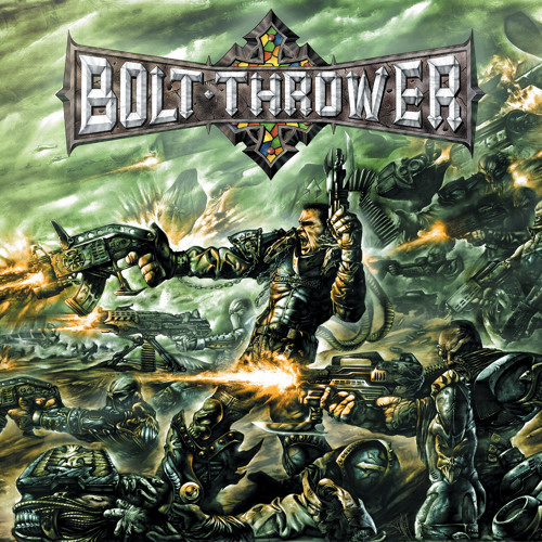 "Bolt Thrower ""Contact - Wait Out"""