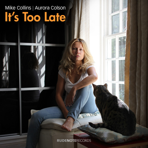 It's Too Late (Radio Mix)- Mike Collins & Aurora Colson