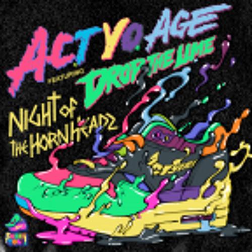 Act Yo Age - Night Of The Hornheadz(Bird Peterson Remix)(Kliter Breaks Edit)