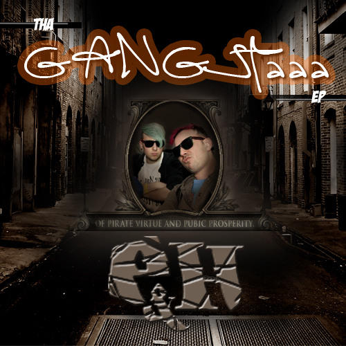 Gangstaaa by Elo!i and Heights - DUBSTEP.NET EXCLUSIVE