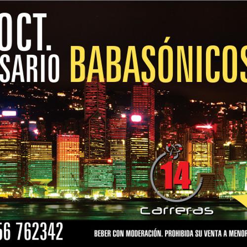 :: 14 ANIVERSARIO DE CARRERAS/ BABASONICOS EN VIVO ::