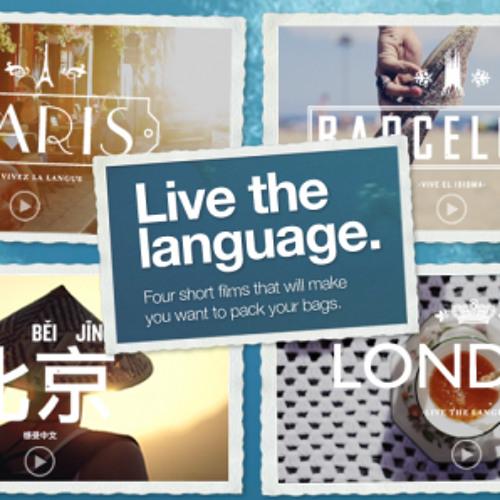 Live the Language - Magnus Lidehäll