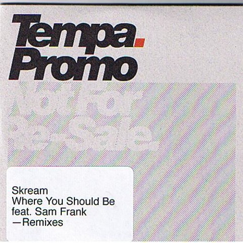 Skream: Where You Should Be (JACK BEATS REMIX)