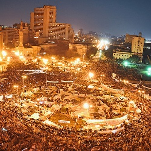 Global Voices Podcast 3: Ripple Effects of the Arab Uprisings