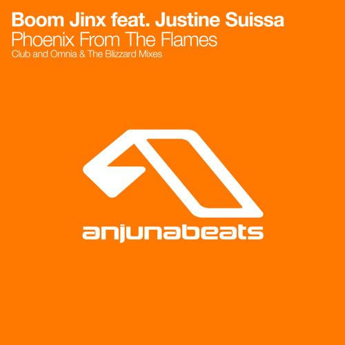 Boom Jinx feat. Justine Suissa - Phoenix From The Flames (Club Mix)