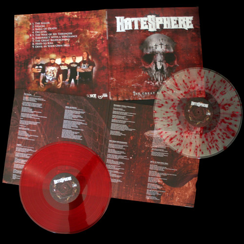 HATESPHERE - Need To Kill (album The Great Bludgeoning)