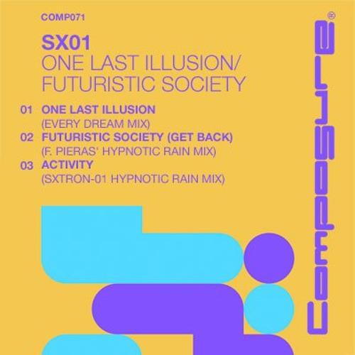 COMP071: SX01: Activity (SxTron-01 Hypnotic Rain Mix)