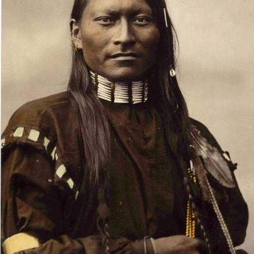 Tradicional danza de guerra Cheyenne